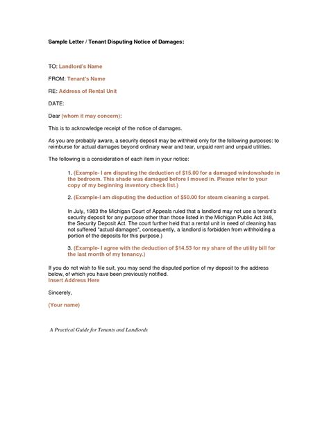 landlord letter to tenant best photos of tenant notice letter for repairs tenant