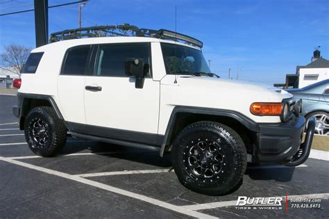 toyota fj cruiser   fuel boost wheels exclusively