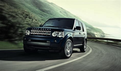 land rover discovery  top speed