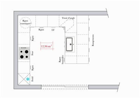 tourniquet meuble angle cuisine conseils d 39 architecte 4 plans de cuisine en u