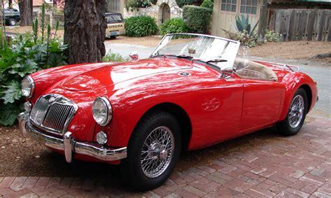 1950s MG Cars