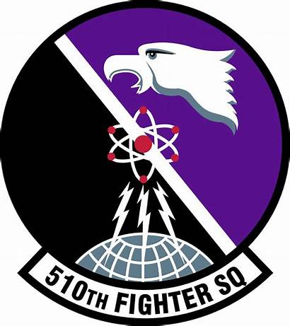 Fighter 510th Aviano Squadron Buzzards Ab Sticker