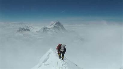 Everest Mount Journey Scene Wallpapers Sottile Mt
