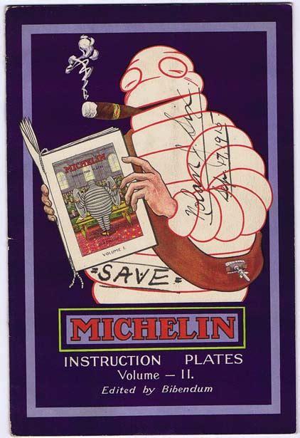 vintage posters michelin logo logoblinkcom