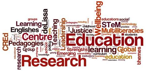 school  education research research university