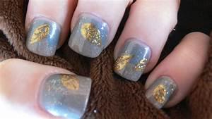 cre8tivektina 39 s crafty endeavors gorgeous fall nail