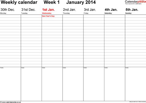 images  printable daily planner template