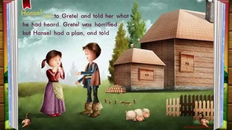 learn english  story hansel  gretel level