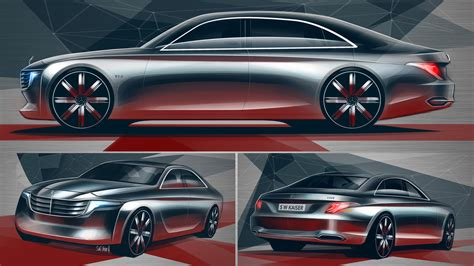 Mercedes still has full confidence in the sedan business, offering a variety of models as small as the gallery: Mercedes-Benz U-Class Concept Redefines Luxury as an Oddity - autoevolution