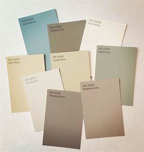 love it or hate it: Sherwin Williams new numbering system