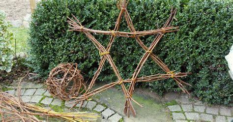 Garten Der Sterne by Weihnachtsdeko Aus Zweigen Mein Sch 246 Ner Garten