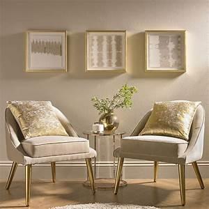 Natural, Golden, Tie, Dye, Framed, Wall, Art, Prints