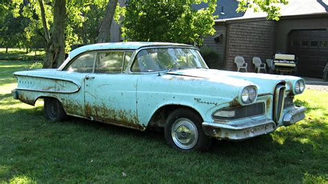 Barn Found Ranger: 1958 Edsel Ranger