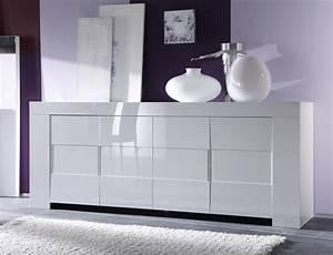 Ikea Sideboard Weiß : sideboard weiss echt hochglanz lackiert 12 00536 ~ Lizthompson.info Haus und Dekorationen