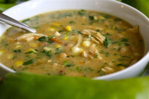 Hatch Green Chile Chicken Stew