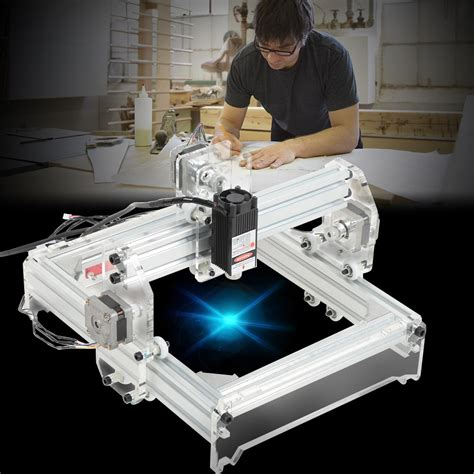cm mw laser engraving machine diy kit carving
