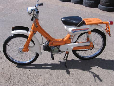 Honda Moped selling 1976 honda pc50 moped