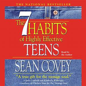 The 7 Habits of Highly Effective Teens - Audiobook ...