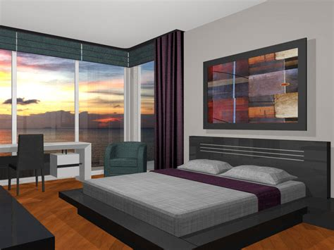 high bedroom decorating ideas na jomtien 1 bedroom condo at high end beachfront