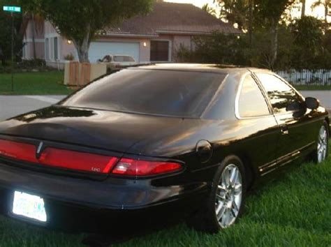 supercharged lincoln mark viii procharger