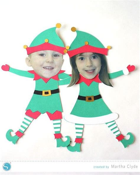 christmas crafts image  brittney brooks elf crafts