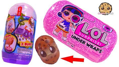 cookie swirl  mighty beanz bean lol surprise blind