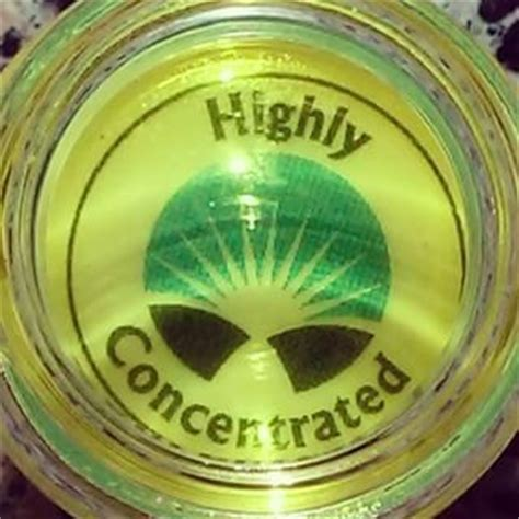 Highly Concentrated - Cannabis Brand