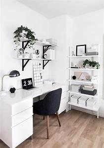 amenager un espace bureau dans la chambre a coucher With peinture d une maison 6 amenager un coin bureau dans un studio un appartement ou
