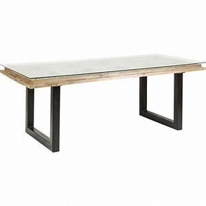 Esstisch Metallgestell Holzplatte : mesa de comedor calif borgia conti ~ Markanthonyermac.com Haus und Dekorationen