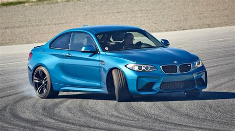 First Drive The New Bmw M2  Top Gear