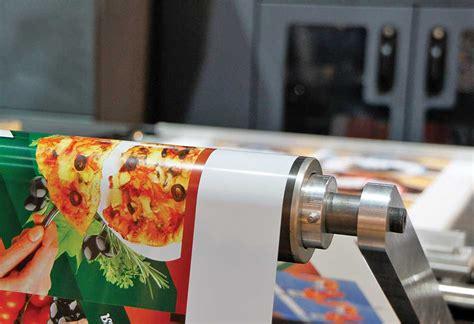 digital printing  flexible packaging labels