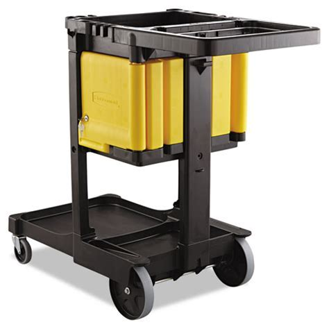 Locking Cabinet, For Rubbermaid Commercial Cleaning Carts