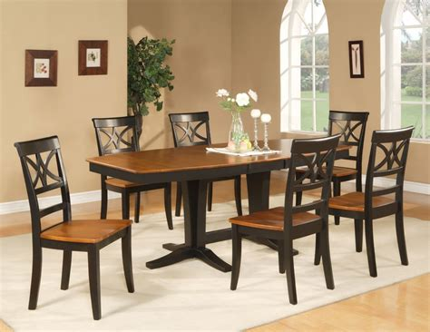 dining room set seats 8 piece counter height table at