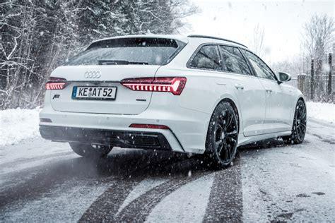 Audi A6 Avant Abt Tuning by Abt Veredelt Audi A6 Avant Eurotuner News