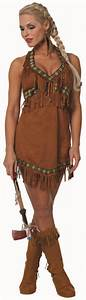 Indianer Damen Kostüm : karneval damen kost m sexy indianer faschingskram ~ Frokenaadalensverden.com Haus und Dekorationen