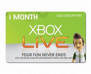 Free Xbox Live 1 Month Trial - HotUKDeals