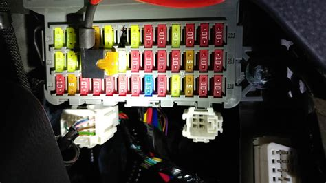 Fuse Box For Kit Cabin by Adding Fuse Tap To Cabin Fuse Box 2016 Honda Civic