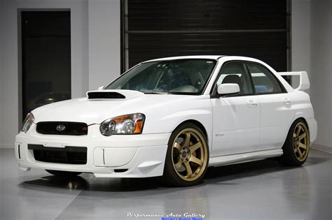Subaru Impreza Wrx Sti For Sale by Another Sti For Sale 2005 Subaru Impreza Wrx Sti