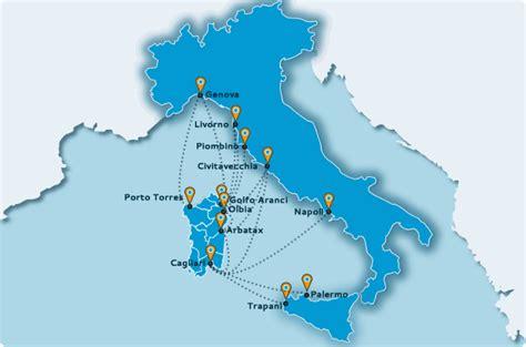 Biglietti Porto Torres Genova by Traghetti Sardegna 2017 Biglietti Per Tirrenia Sardinia