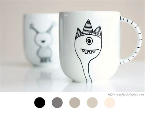 diy mug personnalise deco decoration decoration