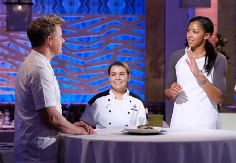 hells kitchen recap  season  episode  families   hell celeb dirty laundry