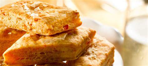 crab canapes savoury cheddar shortbread diamonds recipe dairy goodness
