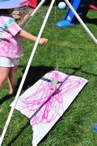 Outdoor Art Projects for Preschoolers
