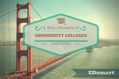 affordable community colleges  california