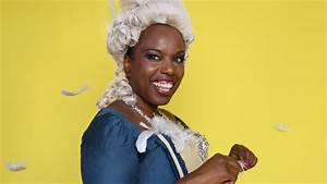 Nadine Benjamin: 'I'm hungry to be a great singer ...