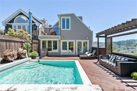 4 San Francisco Homes With Pools