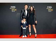 Cristiano Ronaldo wins the FIFA Balon d'Or 2013 and breaks
