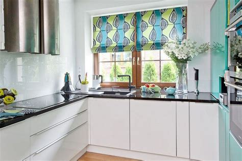 contemporary kitchen curtains and valances 25 modern kitchen curtains design ideas 2016 living 8313