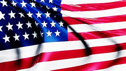 Animated Gifs Animations Flag Waving American Usa