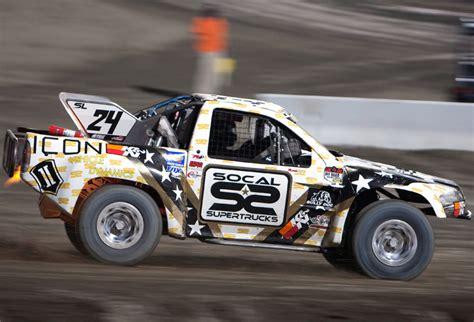 motocross racing in california loorrs super lite truck off road racer dominates track at